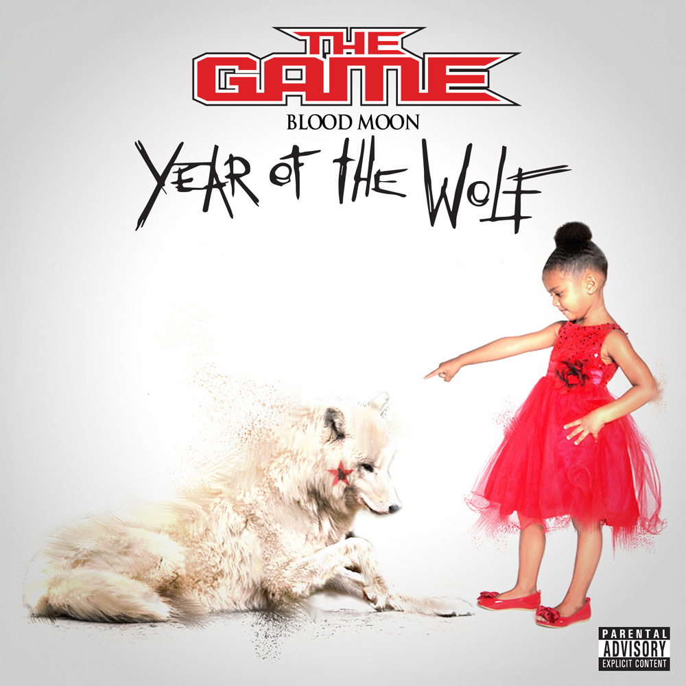 THE GAME – BLOOD MOON: YEAR OF THE WOLF | Album Release und T-Shirt Verlosung im Atomlabor
