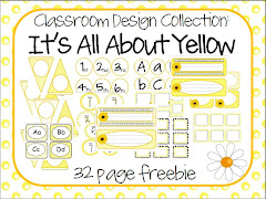 Freebie - All About Yellow
