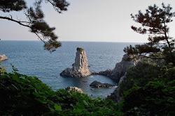 OEDOLGAE ROCK    외돌개 바위