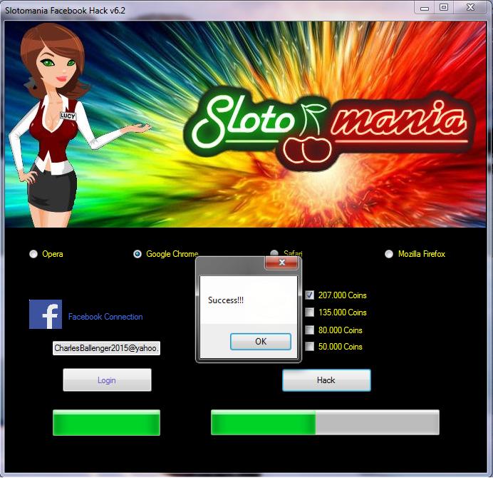 Slotomania slot machine hack tool
