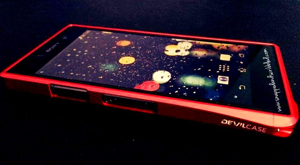 DEVILCASE Protector Series for my Sony Xperia Z1