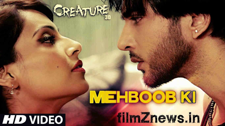 Mehboob Ki'  video from Creature 3D - Mithoon | Bipasha Basu | Imran Abbas