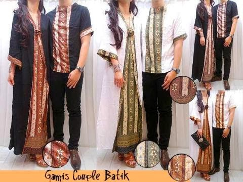 Butik Muslimah Olshop Jual Baju Muslim Couple Cp10 Kaftan