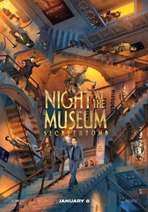 Night at the Museum 3 Poster 2