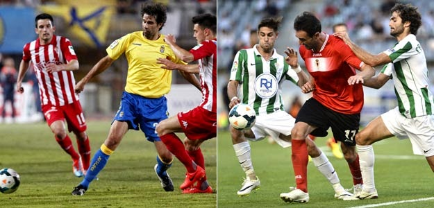 Córdoba y Las Palmas lucharán por el ascenso a primera