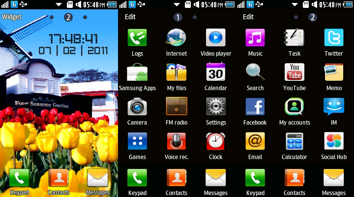 SAMSUNG WAVE GT S SMT THEMES FREE DOWNLOAD