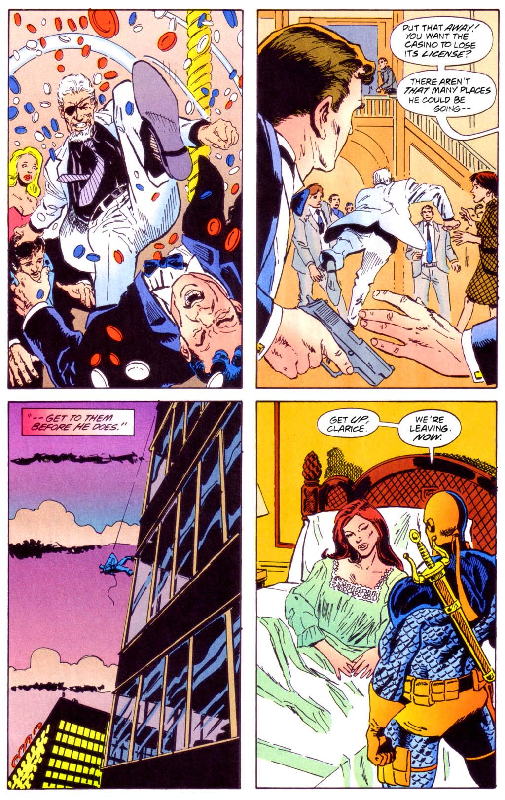 Deathstroke (1991) Issue #40 #45 - English 13