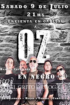 OZ en LA COLORADA (9-7-2016)