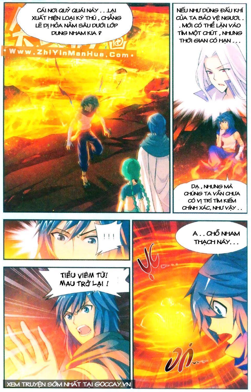 Đấu Phá Thương Khung chap 43 page 8 - IZTruyenTranh.com