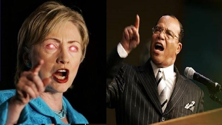 ΗΠΑ: Louis Farrakhan : «Η Χίλαρι είναι σατανάς» [Βίντεο]