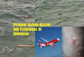 Misi Cari Bangkai Pesawat AirAsia QZ8501