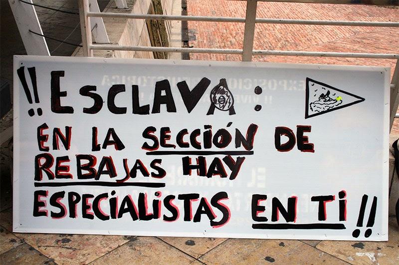 ¡POR EL REPARTO DE LA RIQUEZA,TRABAJO DIGNO PARA TOD@S!
