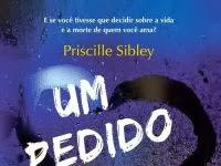 Resenha - Um pedido às estrelas - Priscille Sibley