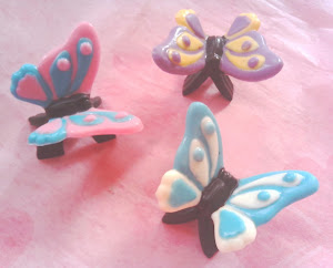 butterfly choco