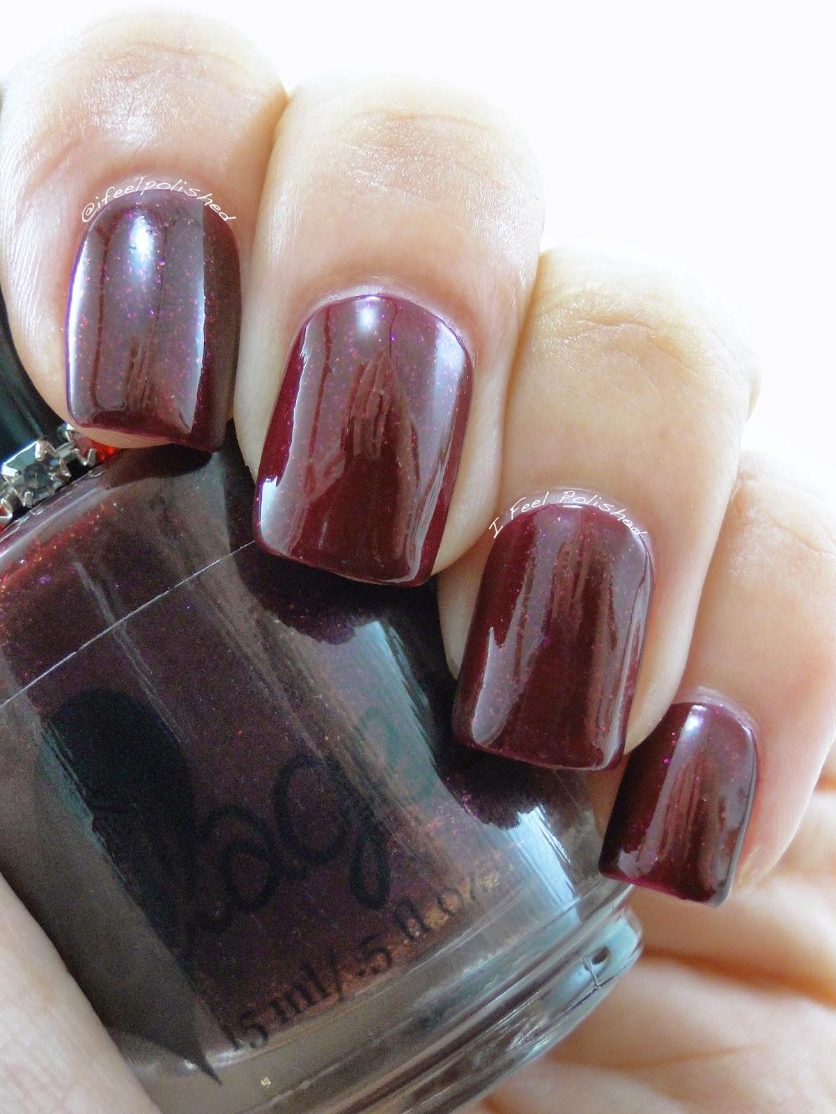 ellagee Glimmering Garnet