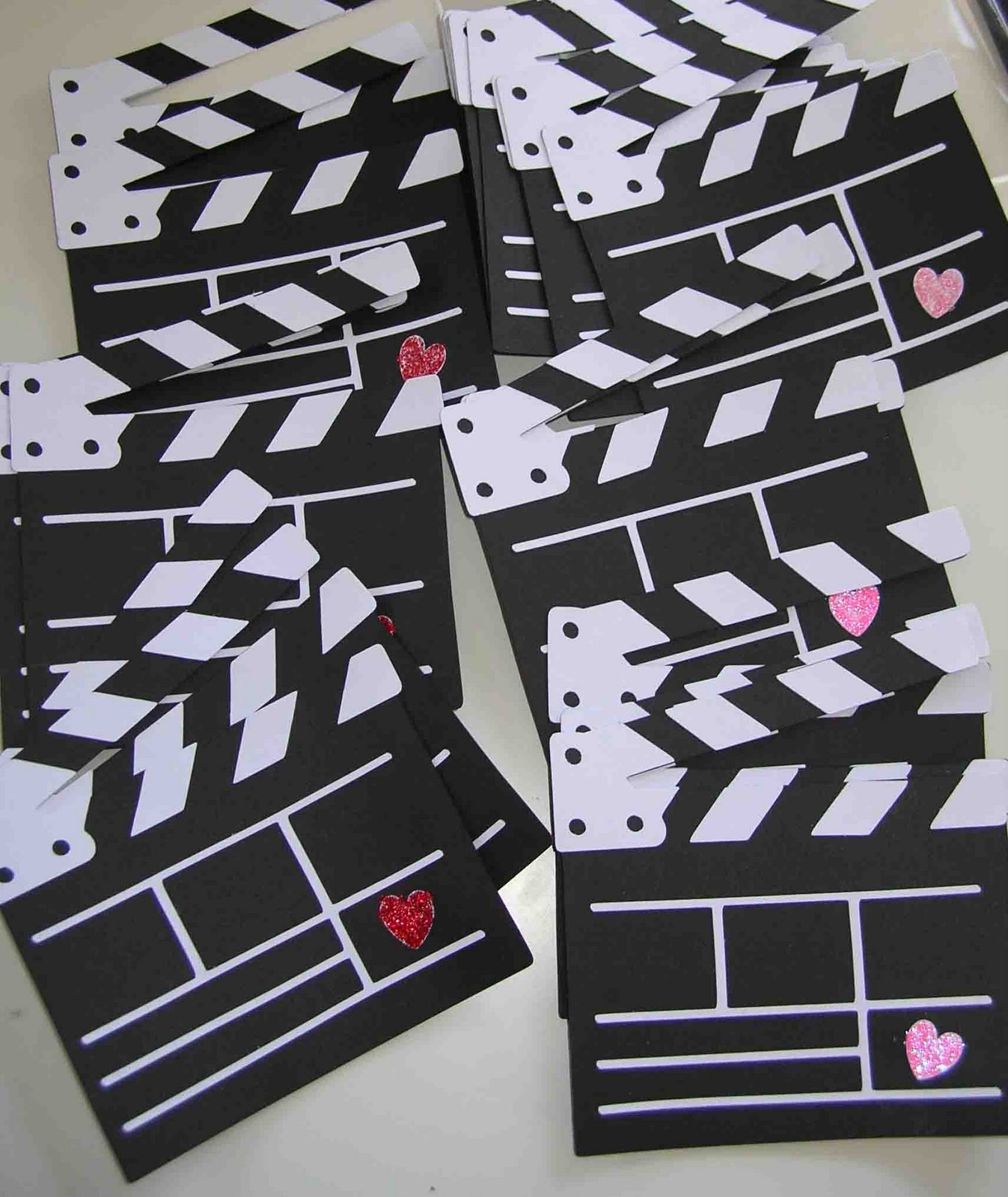 Cool Beans By L.B.: Movie Wedding Shower: Invites Part 2