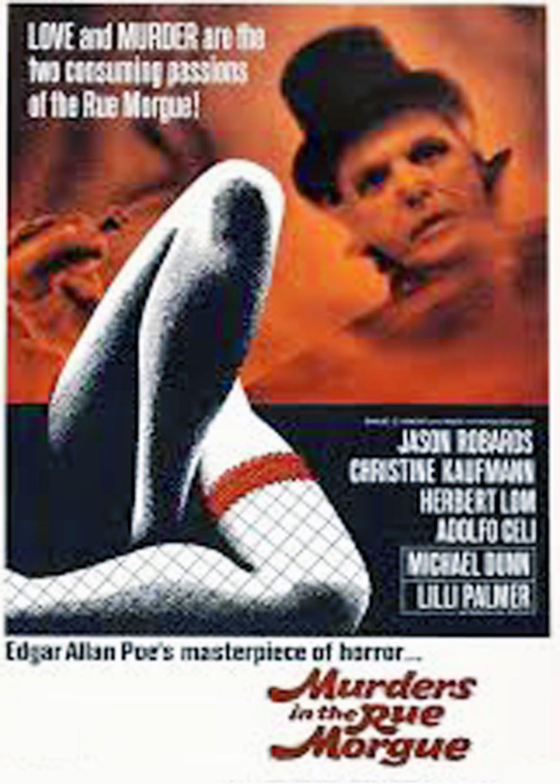 Asesinatos en La Calle Morgue (1971) Terror