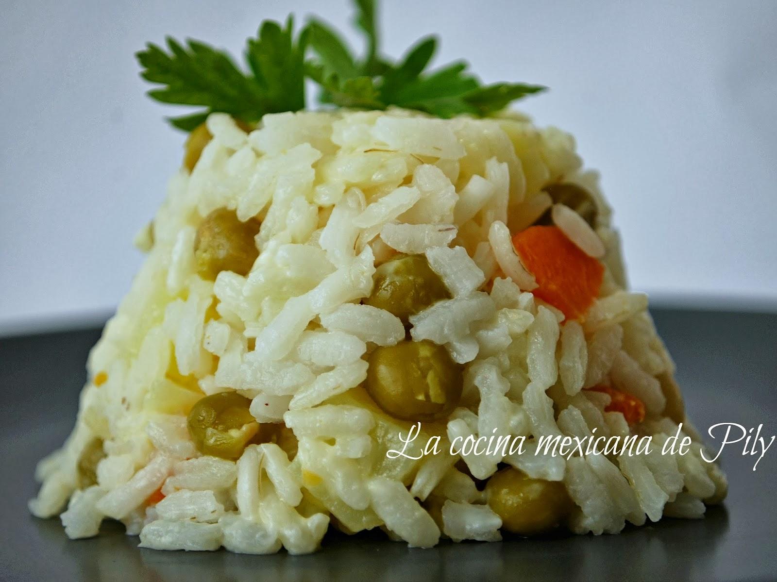 B sicos arroz blanco y sus variaciones la cocina for Cocinar 2 tazas de arroz
