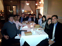 Consulting Club Executive Search Dinner