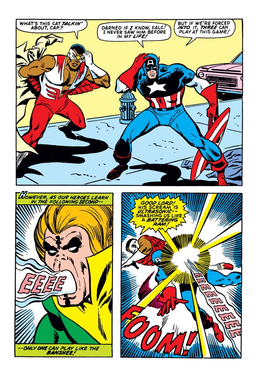 Captain America (1968) Issue #172 #86 - English 12