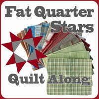 Fat Quarter Stars Quilt-along