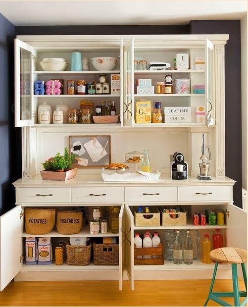 2013 reto organiza tu casa en 21 dias dia 6 labores - Muebles despensa cocina ...