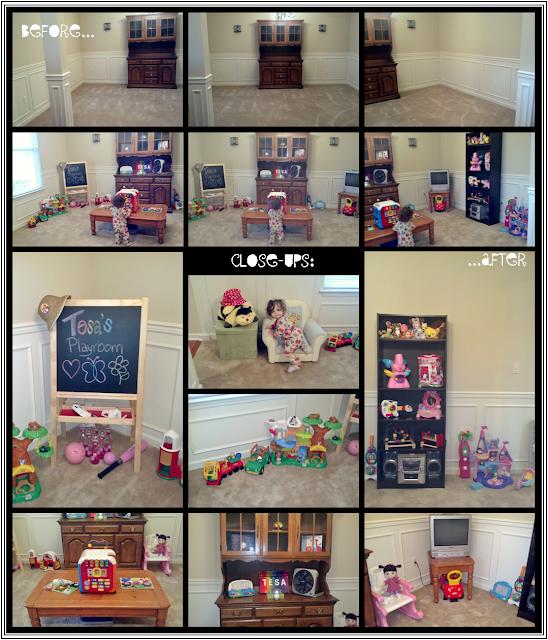 Tesa Playroom