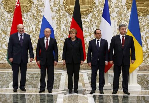 Bàn về chính sách ngoại giao từ vấn đề Ukraina