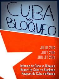 Cuba versus bloqueo