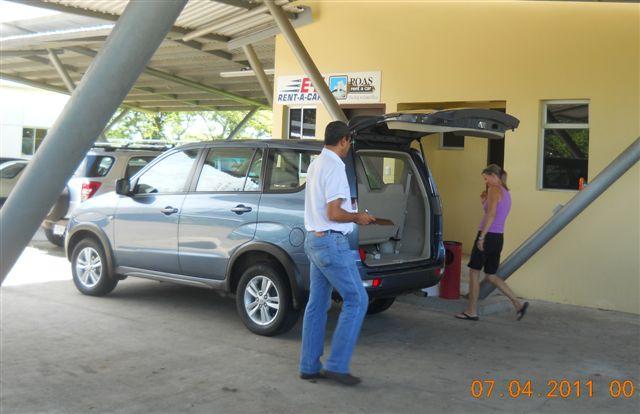 Poas Rent A Car Liberia