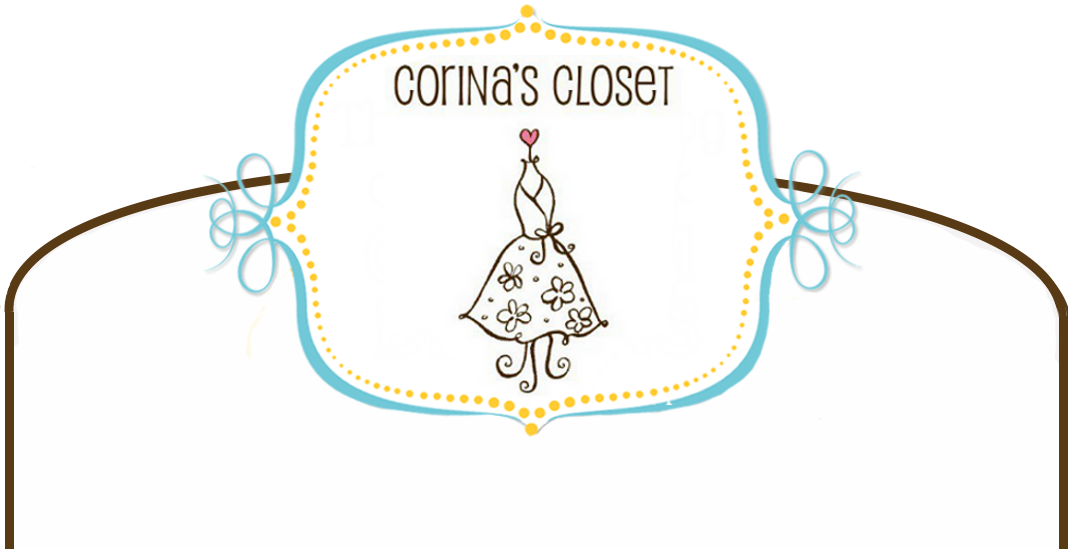 Welcome to Corina's Closet!
