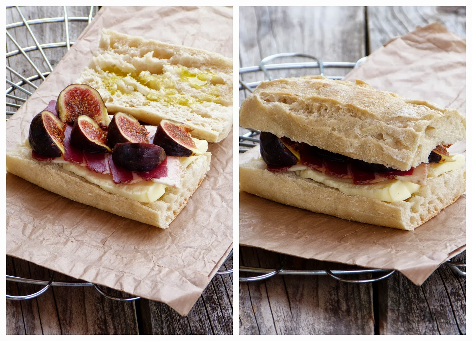 Chic chic chocolat paninis la tomme de cantal magret de canard et figues battle food 11 - Quand cueillir les figues ...