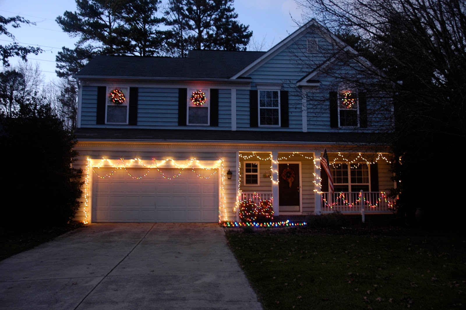 Love Like Crazy: Christmas Lights