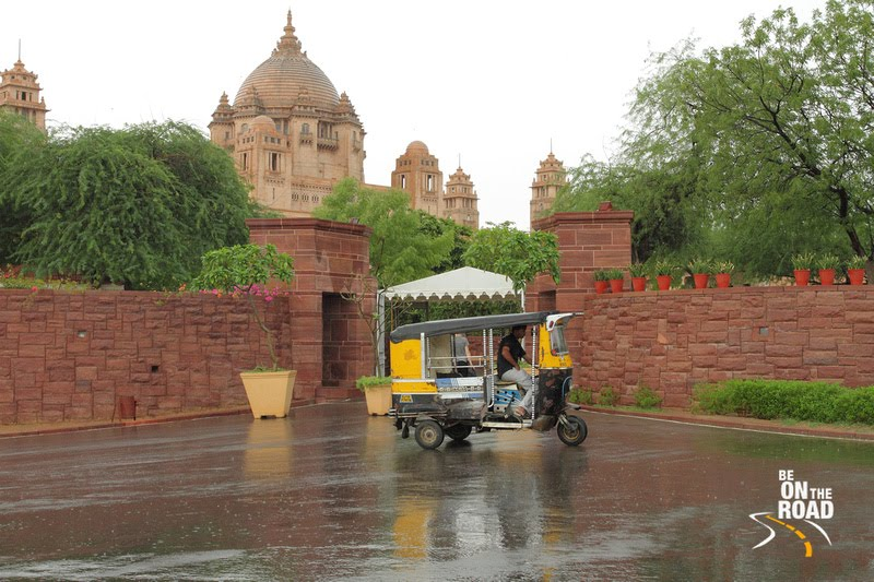 Ummaid Bhavan Palace, Jodhpur India