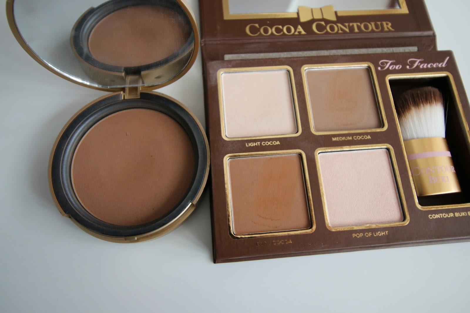 WIFELIFE: Too Faced Cocoa Contour Palette Review & Demo