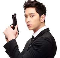 2PM Chansung. Love U Down
