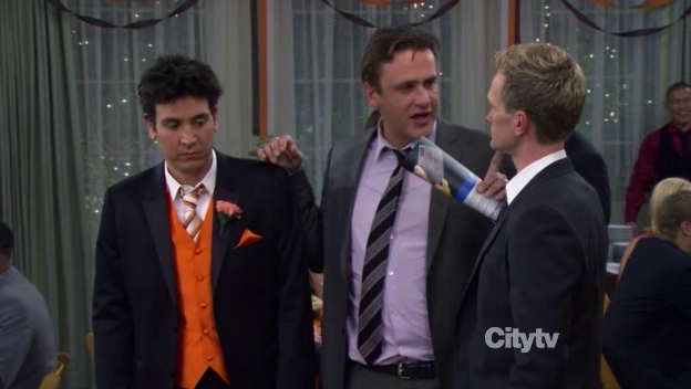 Punchy how i met your mother wedding hairstyles