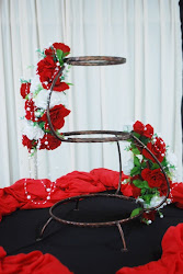 3 Tier Stand Cake