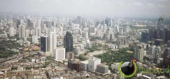 Bangkok, Ibukota Thailand