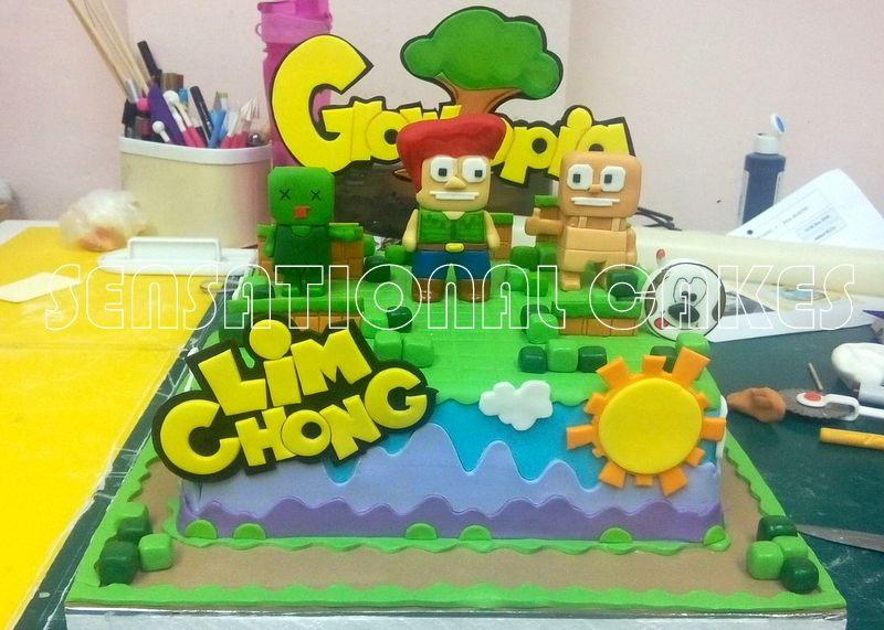 gourmet naughty cakes singapore growtopia game 3d cake singapore