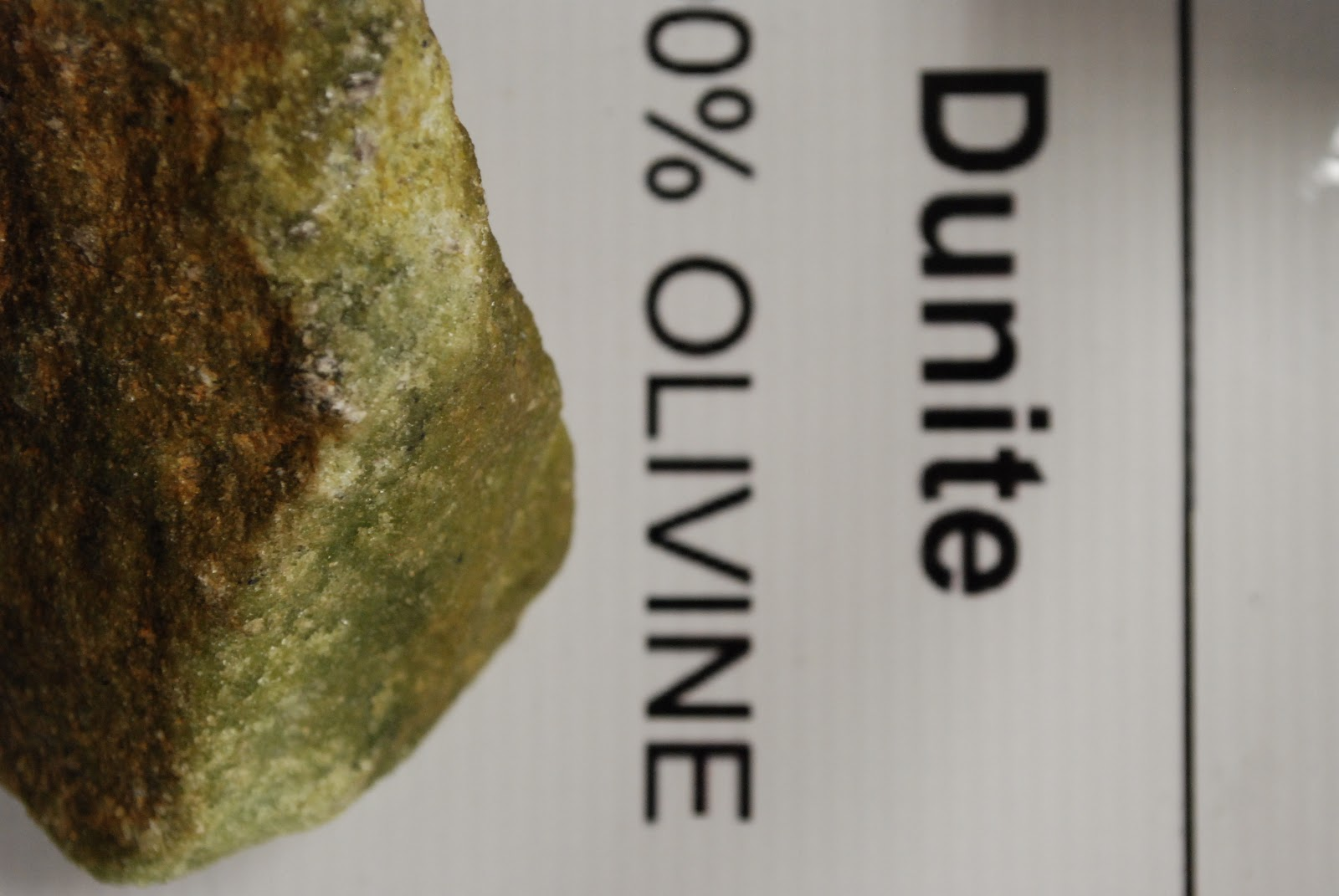 Phaneritic Peridotite