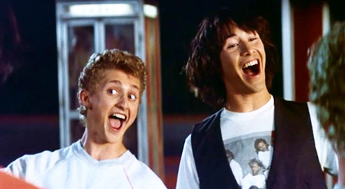 Billy Booth (actor) Wallpapers bill and ted v bill and ted