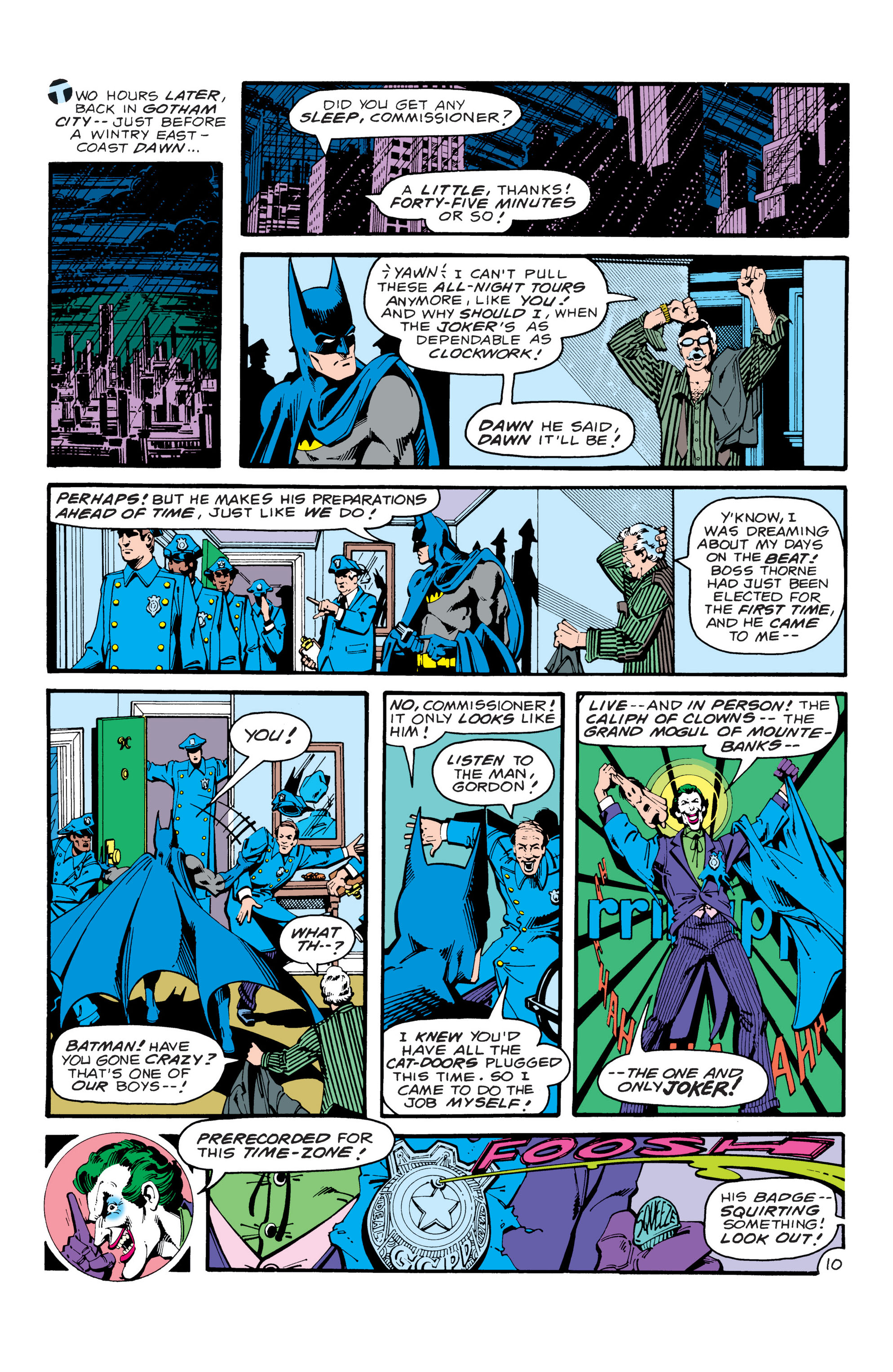 Detective Comics (1937) Issue #476 Page 11