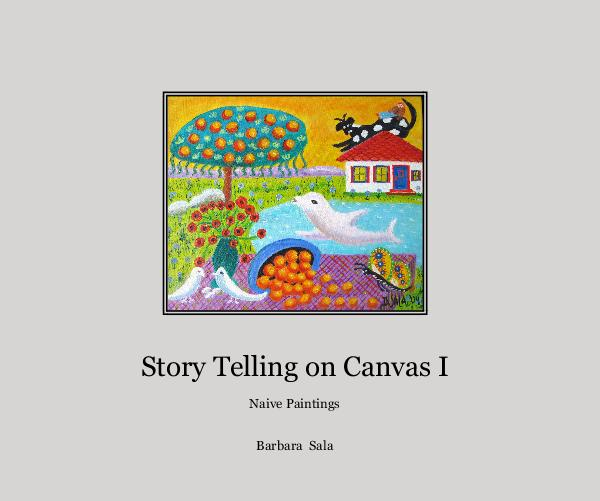 Story Telling on Canvas I