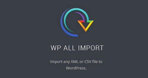 WP All Import v4.1.5 WordPress Plugin