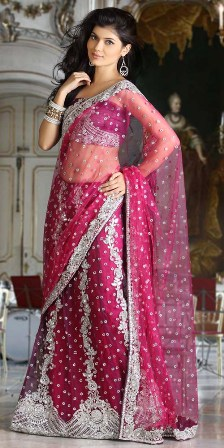 Bridal-Wedding-Saree