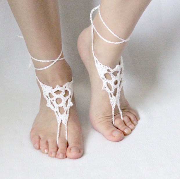 Ravelry Baby Barefoot Sandals Bare Foot Impi