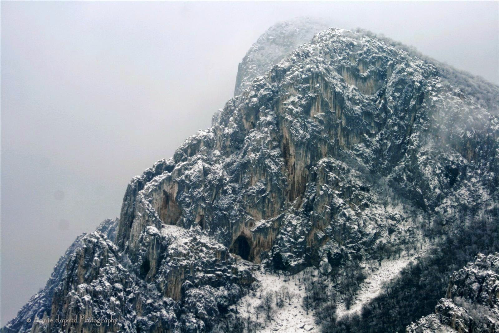 mountains in Vratsa, bulgaria