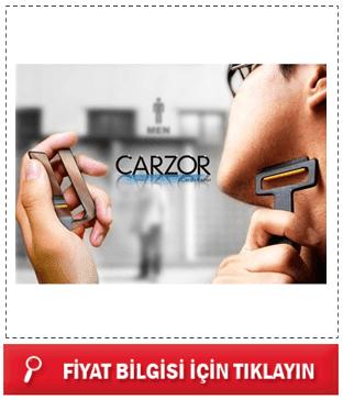 Carzor - Kredi Kartı Tıraş Bıçağı