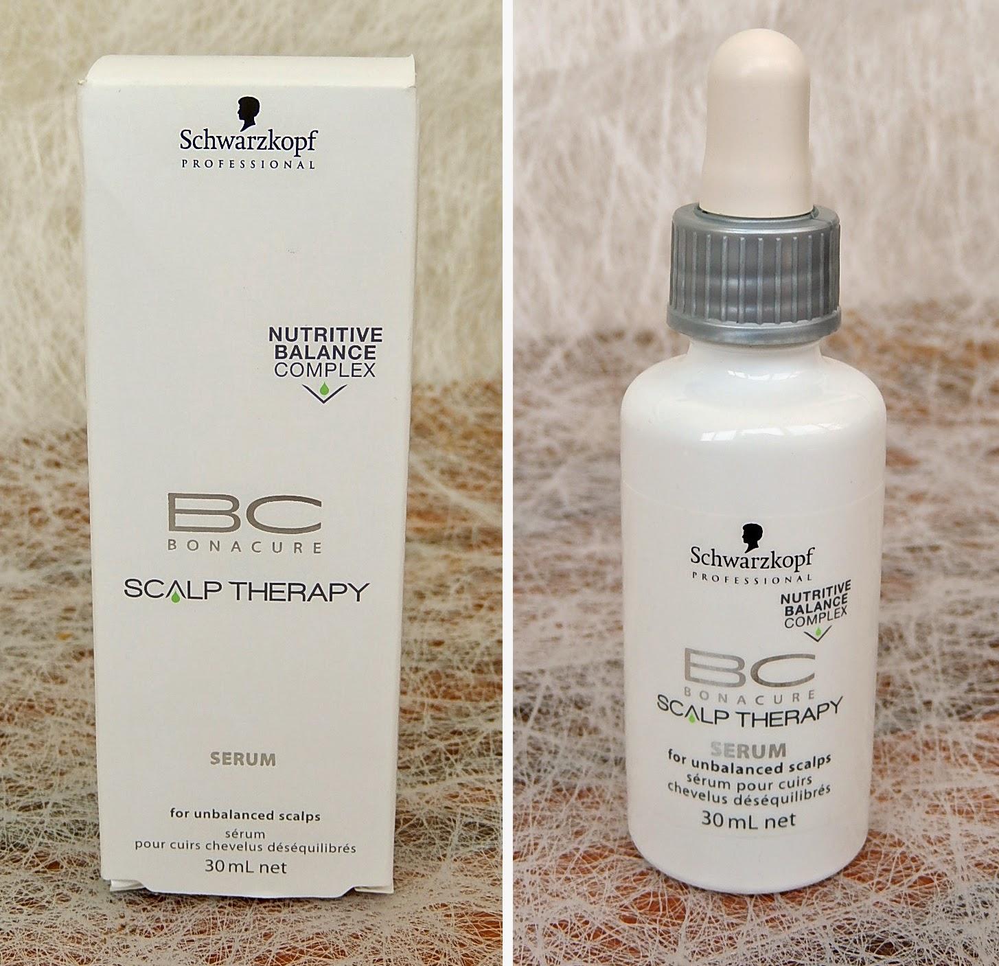 сыворотка для кожи головы BC Bonacure Scalp Therapy Serum Schwarzkopf Professional